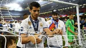 Alvaro Morata Juventus Real Madrid UEFA Champions League 06032017