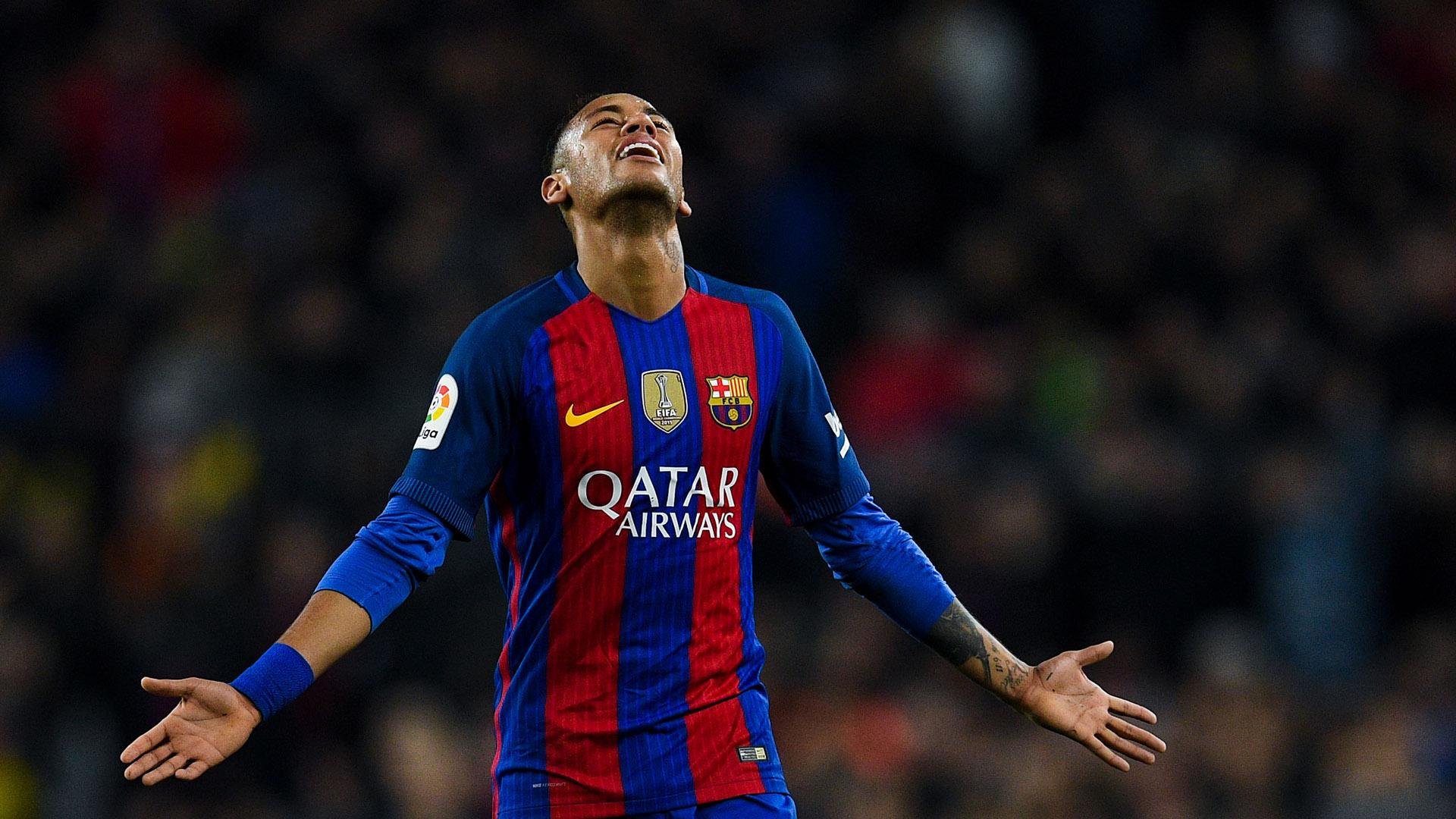 Neymar Barcelona La Liga