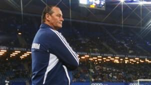 Huub Stevens FC Schalke 04 27112012