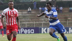 Mathare United sign Roy Okal