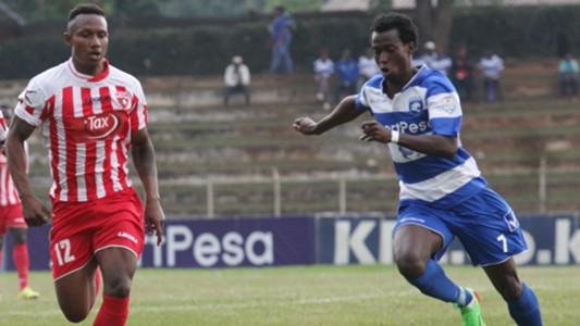 Mathare United sign Roy Okal