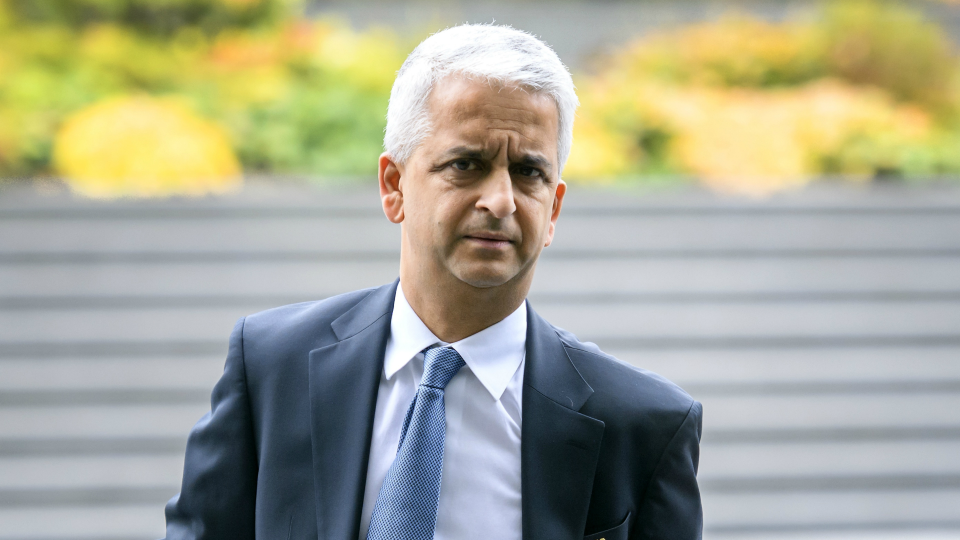 United States soccer chief to step down — Sunil Gulati