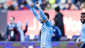 David Villa New York City FC LA Galaxy