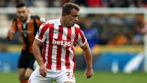 Xherdan Shaqiri Stoke City Premier League