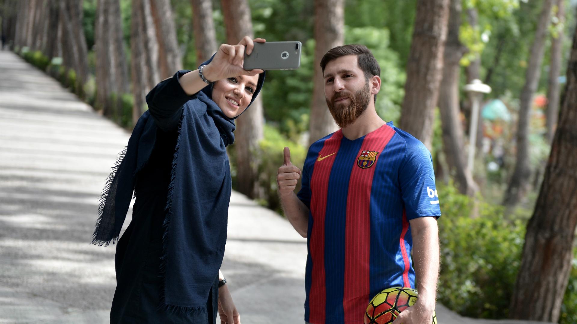 Iranian Messi Riza Perestij