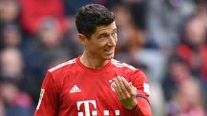 Robert Lewandowski Bayern Munich 2018-19