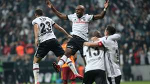 Besiktas Ryan Babel Cenk Tosun 12022017