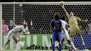 Zidane Buffon