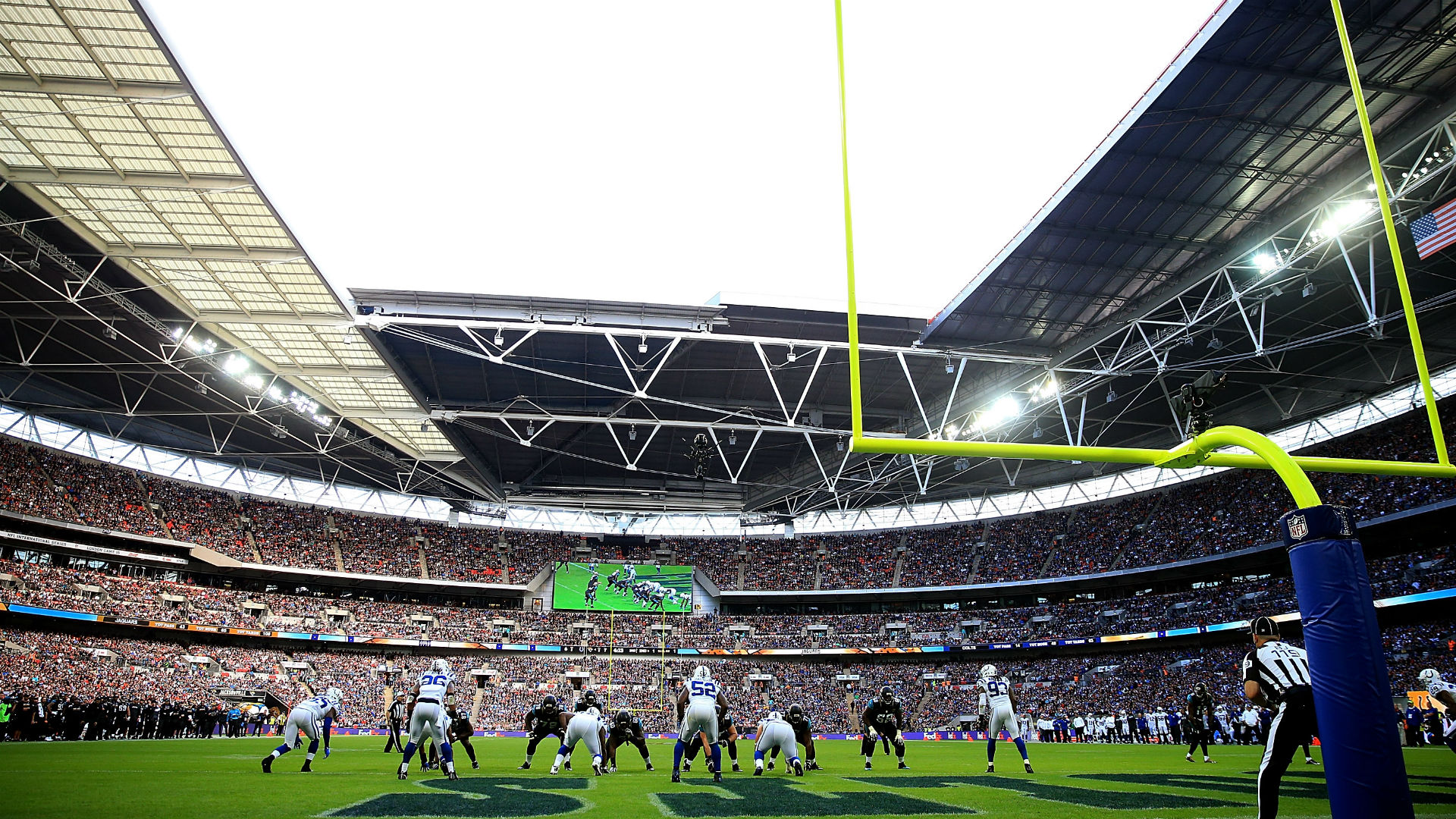What's on at Wembley arena? Matches, gigs, NFL & events