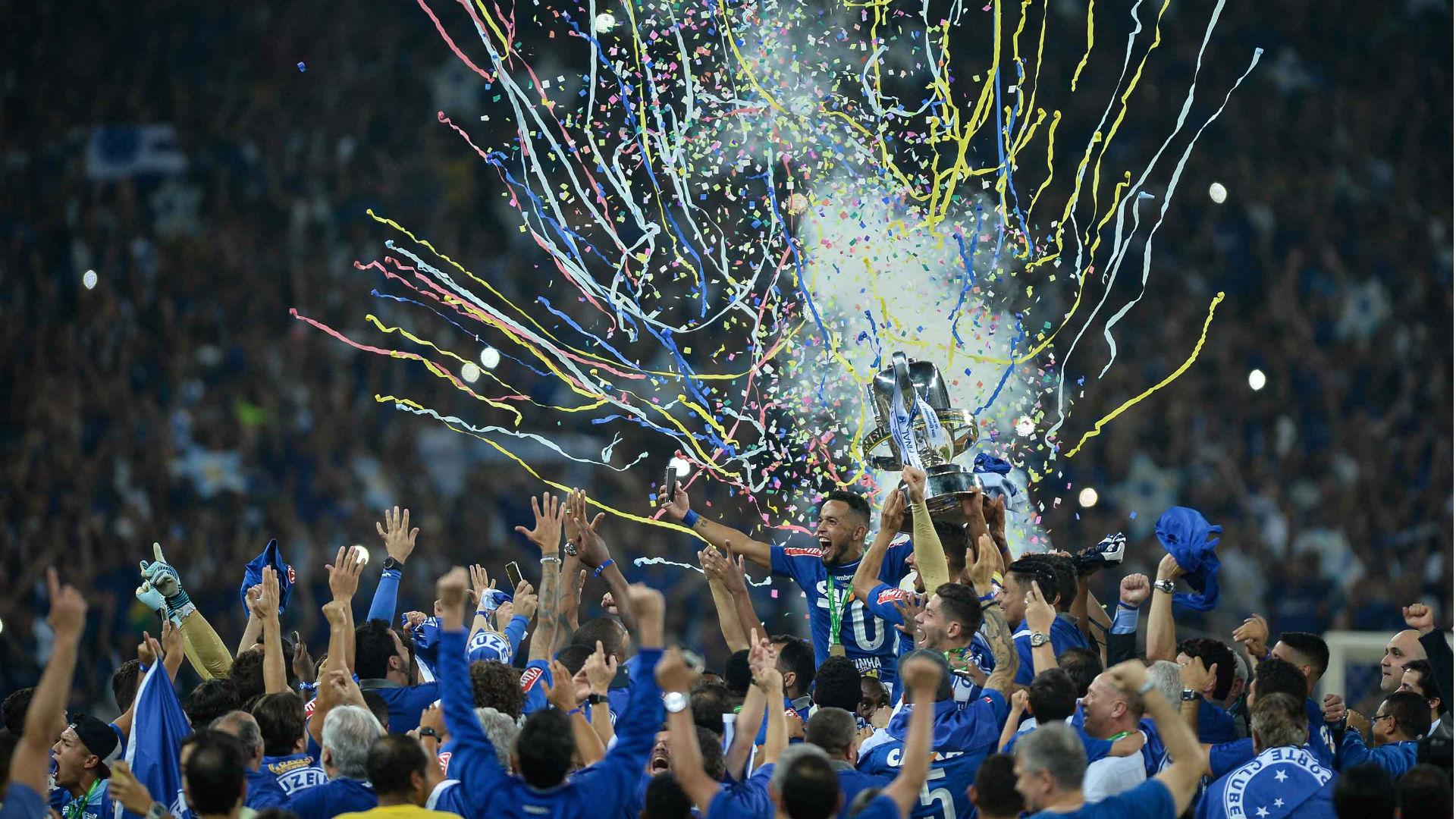 Cruzeiro campeão Copa do Brasil 28 09 2017