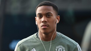 Anthony Martial Man Utd 2017-18