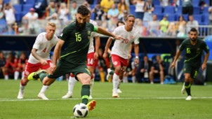 Mile Jedinak, Australia penalty
