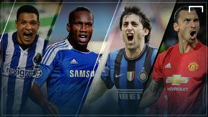 Mourinho's strikers