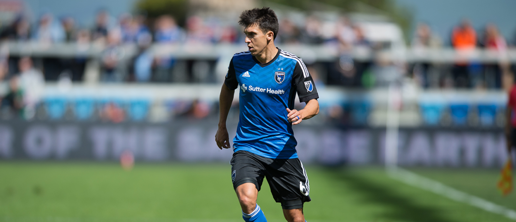 Shea Salinas SJ Earthquakes 2019