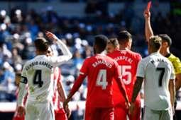 Sergio Ramos Real Madrid Girona LaLiga