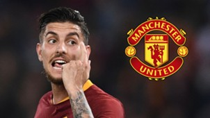 Lorenzo Pellegrini Manchester Unite