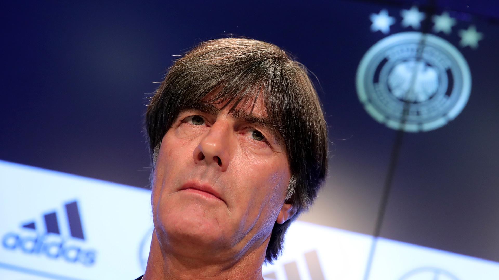 Resultado de imagem para Alemanha: mesmo com rebaixamento e eliminação na Copa, Low diz que 2018 foi positivo