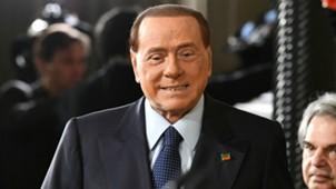 Milan chairman Silvio Berlusconi 20122016