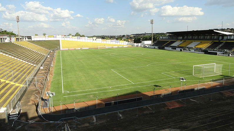 Estádio Jorge Ismael de Biasi - 16032018