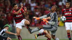 Jefferson Lucas Paqueta Flamengo Botafogo Brasileirao Serie A 21072018
