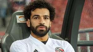 Mohamed Salah Egypt vs Greece 27 March 2018