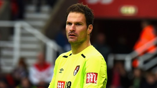 Asmir Begovic, Bournemouth