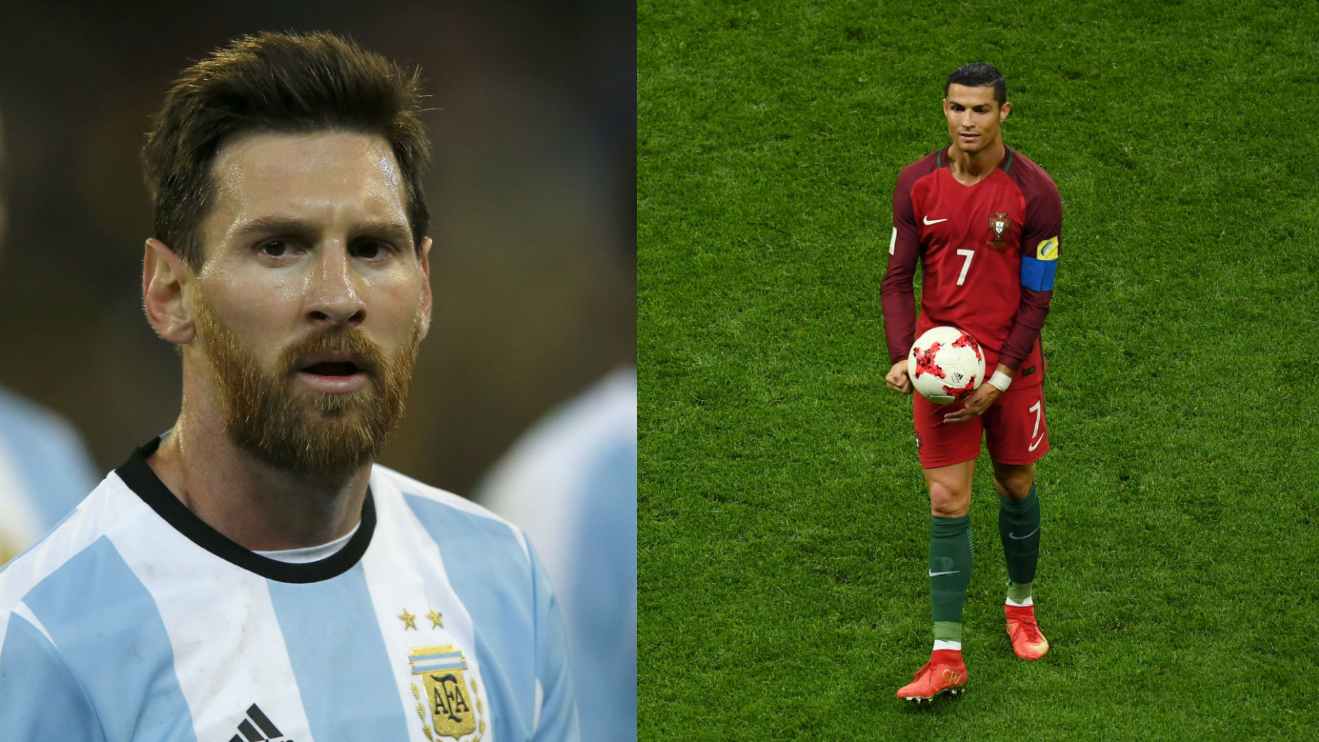Cristiano Ronaldo cuenta su inspiradora historia como futbolista