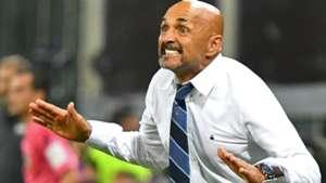 Spalletti Sampdoria Inter Serie A