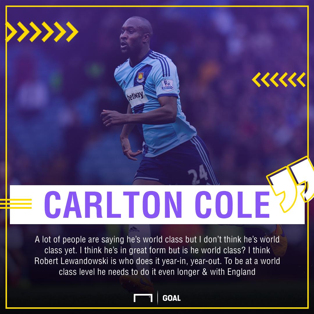 Carlton Cole GFX