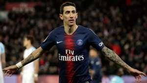 Angel Di Maria PSG Marseille Ligue 1 17032019