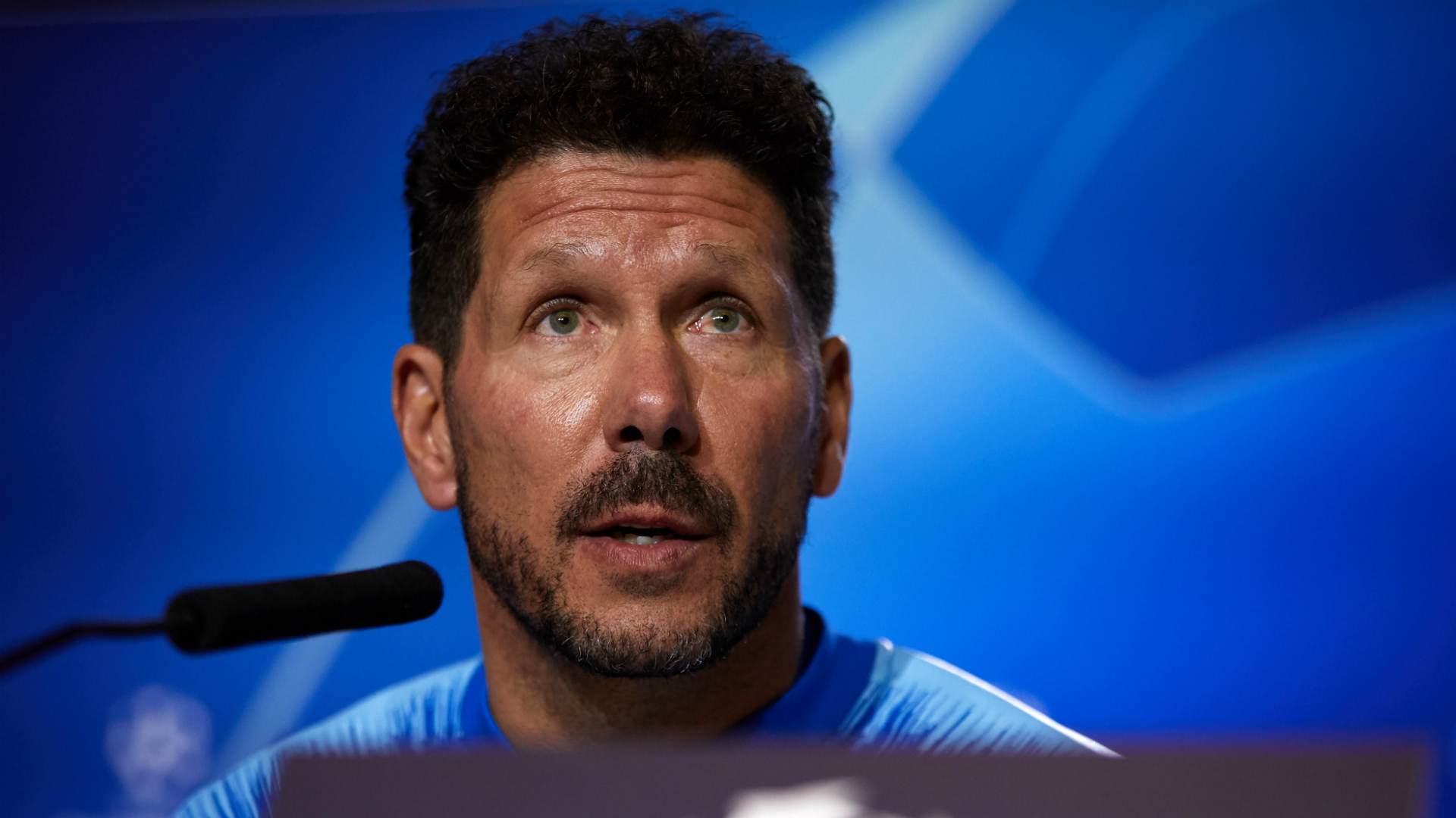 Diego Simeone Champions League