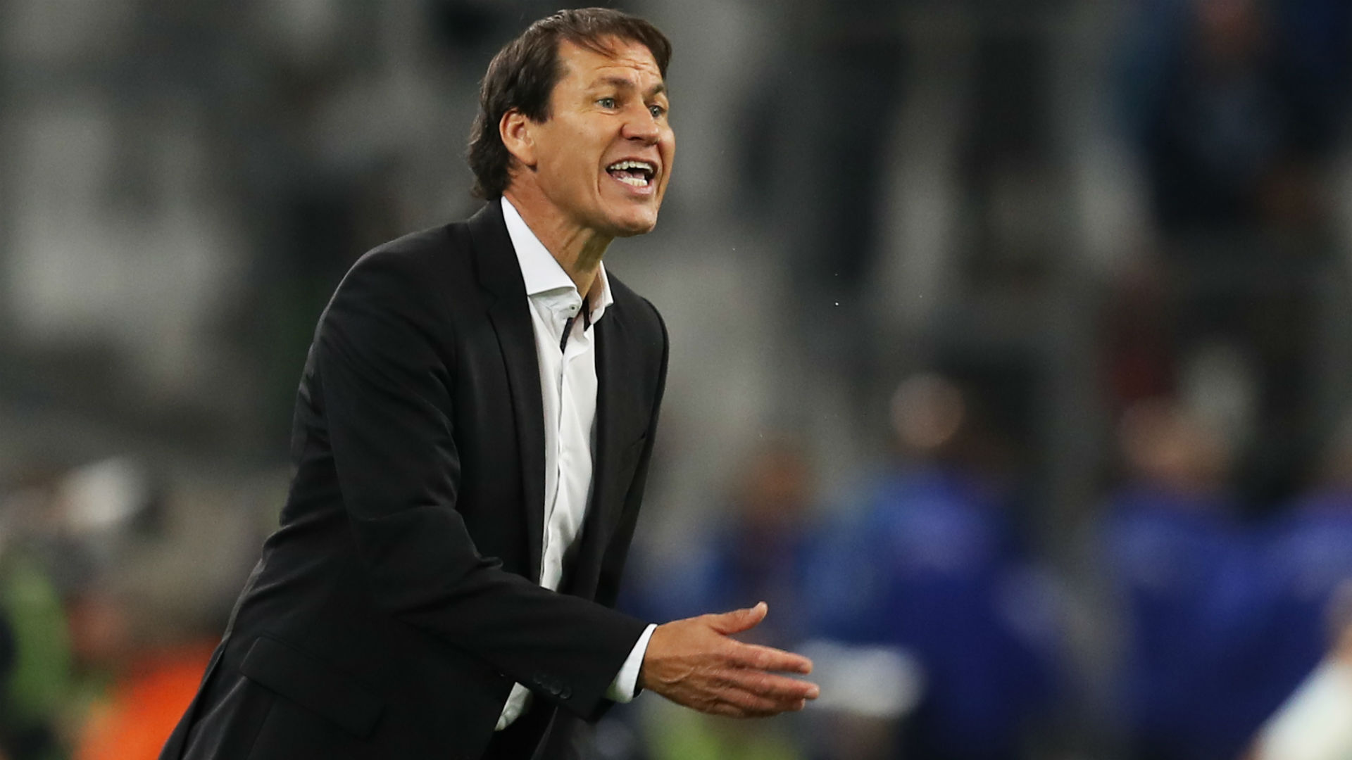 Rudi Garcia Marseille PSG Ligue 1 22102017