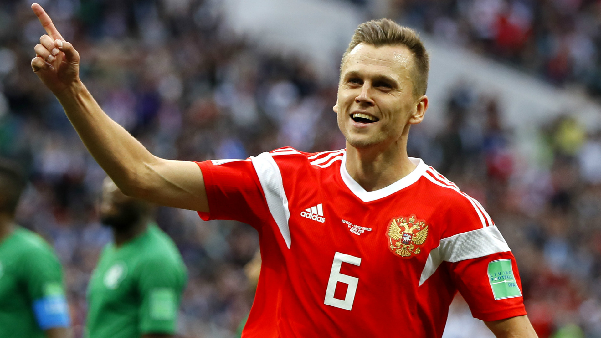 Denis Cheryshev From Real Madrid Flop To Russias World Cup Hero Goal Com