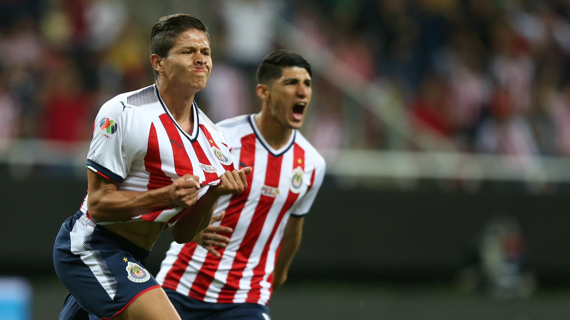 Jesús Godínez Chivas 2018 Liga MX