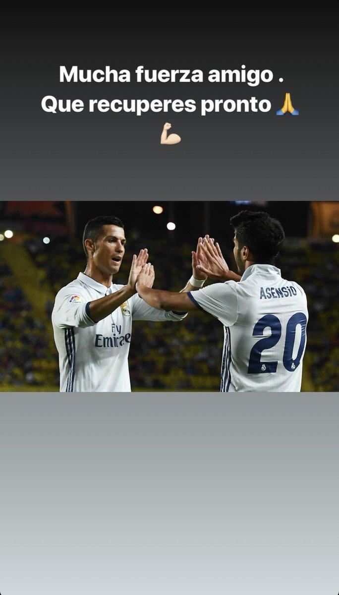 Marco Asensio Cristiano Ronaldo