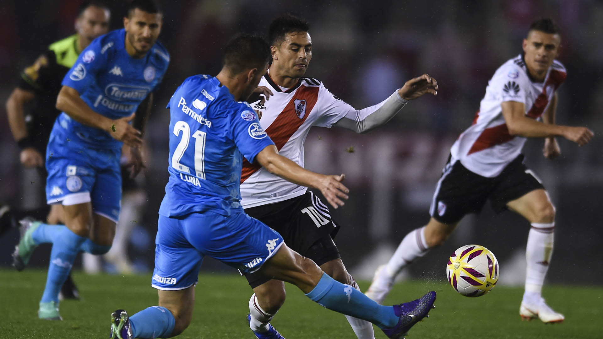 Pity Martinez River Belgrano Superliga argentina 1800818