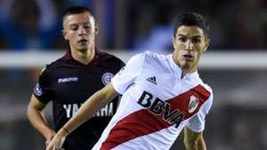 Ignacio Fernandez Lanus River Plate Superliga Argentina 11022018