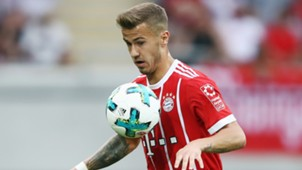 Niklas Dorsch Bayern München 30082017