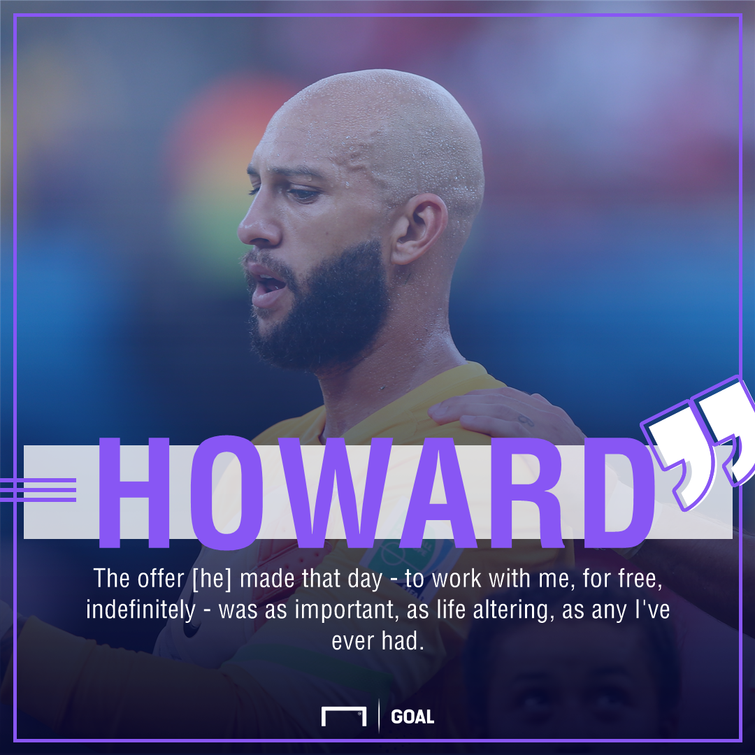 Tim Howard GFX