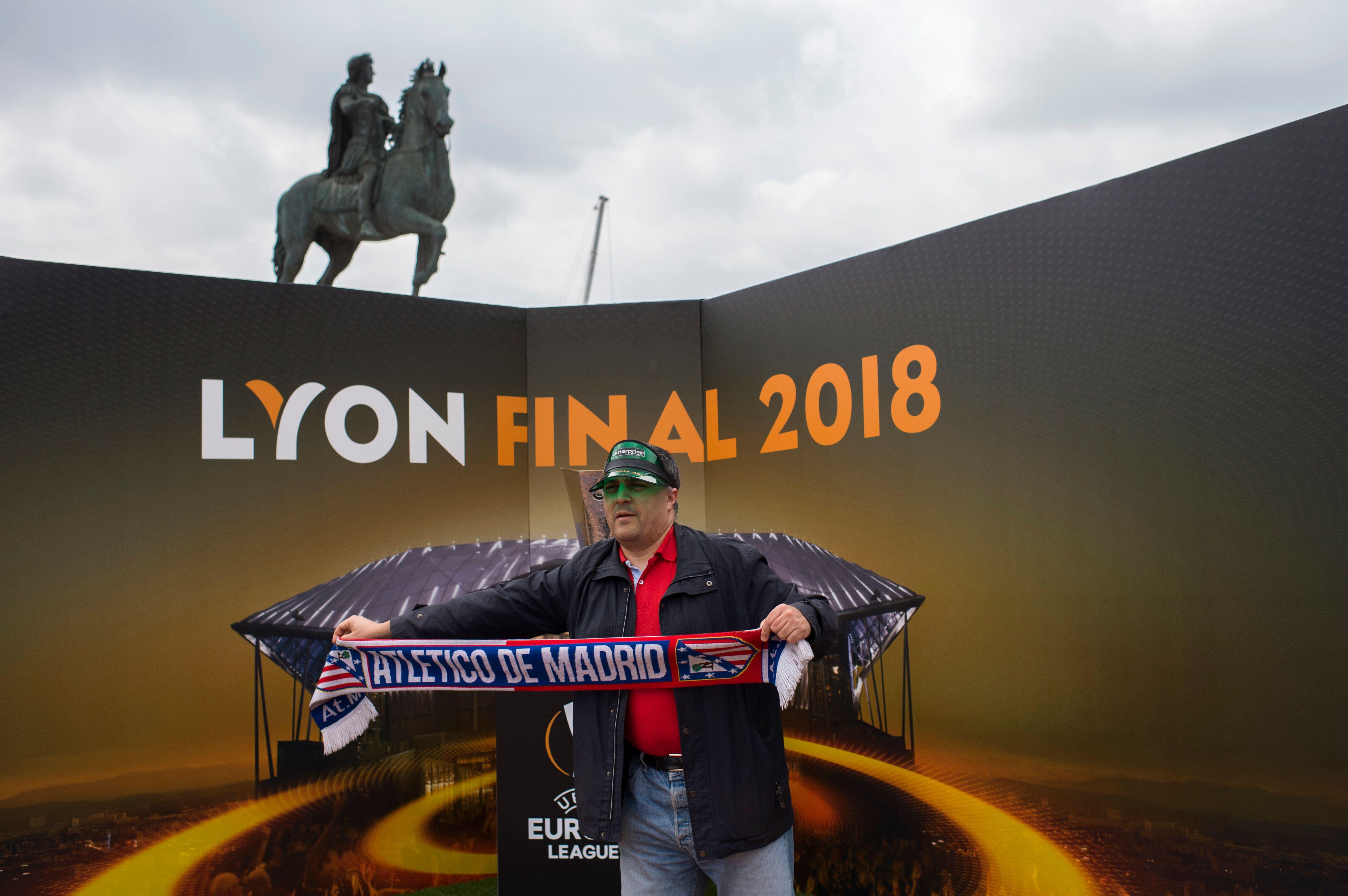 Lyon UEL Finale