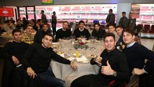 Atletico Madrid Vrsaljko Oblak Griezmann Savic Gameiro