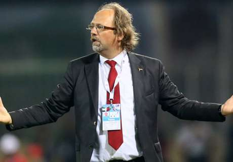 Tom Saintfiet appointed Gambia coach