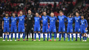 Italy squad England Italy friendly match