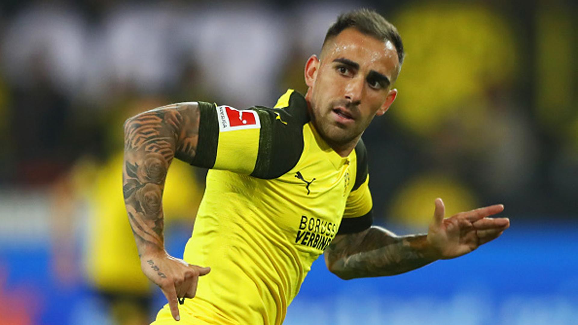 Barcelona Transfer News Borussia Dortmund Will Sign E Million Paco Alcacer Goal Com