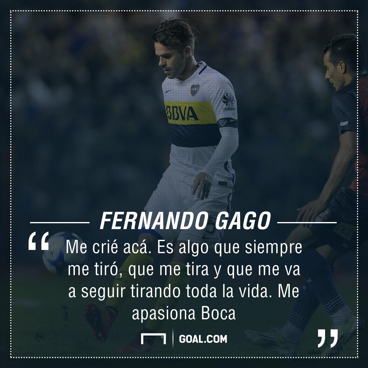 PS Fernando Gago 2017