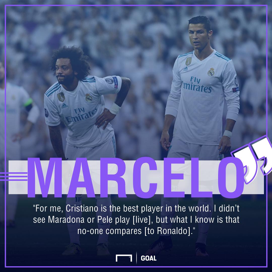Marcelo Cristiano Ronaldo Real Madrid best