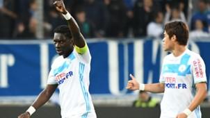 Bafetimbi Gomis Marseille Nice Ligue 1 07052017