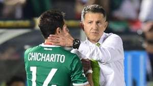 Javier Hernandez Juan Carlos Osorio Mexico