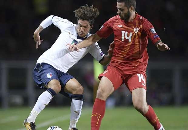 Italië morst punten en moet play-offs spelen
