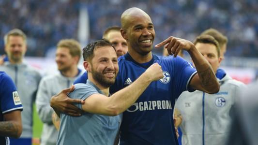 Domenico Tedesco Naldo FC Schalke 04 15042018